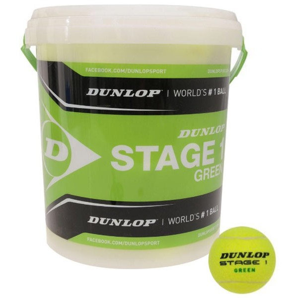 dunlop stage 1