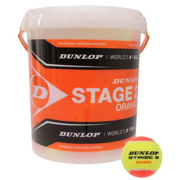 dunlop stage 2